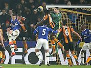 301216 Hull City v Everton