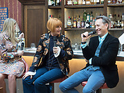 LADY KITTY SPENCER; MARY PORTAS; RICHARD E. GRANT, Bicester Village and Debrett's host a breakfast panel discussion featuring: Mary portas, Richard E. Cooper, Kitty Spencer and Tim Lord on the Future of Fashion and Etiquette. Academicians Room, Royal Academy. London. 28 March 2017