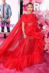 February 11, 2019 - Los Angeles, Kalifornien, USA - Miley Cyrus bei der Weltpremiere des Kinofilms 'Isn't It Romantic' im Theatre at Ace Hotel. Los Angeles, 11.02.2019 (Credit Image: © Future-Image via ZUMA Press)