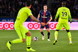 November 2, 2018 - Paris, Ile-de-France, France - Julian Draxler #23 during the french Ligue 1 match between Paris Saint-Germain (PSG) and Lille (LOSC) at Parc des Princes stadium on November 2, 2018 in Paris, France. (Credit Image: © Julien Mattia/NurPhoto via ZUMA Press)
