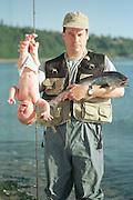 Balancing Fishing and Parenting