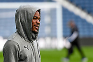 West Bromwich Albion midfielder Grady Diangana (11) during the EFL Sky Bet Championship match between West Bromwich Albion and Queens Park Rangers at The Hawthorns, West Bromwich, England on 24 September 2021.