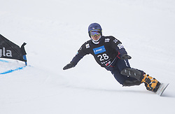 Kamino Shinnosuke during the FIS snowboarding world cup race in Rogla (SI / SLO) | GS on January 20, 2018, in Jasna Ski slope, Rogla, Slovenia. Photo by Urban Meglic / Sportida