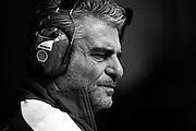 October 8, 2015: Russian GP 2015: Maurizio Arrivabene, team principal of Scuderia Ferrari