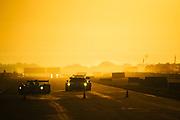 March 16, 2013: 61st Mobil 1 12 Hours of Sebring. 4 Oliver Gavin, Tommy Milner, Richard Westbrook, Corvette Racing, Chevrolet Corvette C6 ZR1, 6 Klaus Graf, Lucas Luhr, Romain Dumas, Muscle Milk Pickett Racing