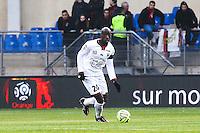 Souleymane Diawara - 01.03.2015 - Montpellier / Nice - 27eme journee de Ligue 1 -<br />Photo : Andre Delon / Icon Sport
