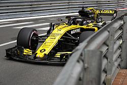 May 24, 2018 - Monte Carlo, Monaco - Motorsports: FIA Formula One World Championship 2018, Grand Prix of Monaco, .#27 Nico Hulkenberg (GER, Renault Sport Formula One Team) (Credit Image: © Hoch Zwei via ZUMA Wire)