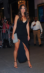 September 6, 2019, New York, New York, United States: September 5, 2019 New York City....Emily DiDonato attending The Daily Front Row Fashion Media Awards on September 5, 2019 in New York City  (Credit Image: © Jo Robins/Ace Pictures via ZUMA Press)