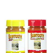 Photograph of Sawtooth Foods Wild Idaho Rub and Idaho Cajun Rub
