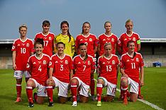 160607 Wales Women v Norway