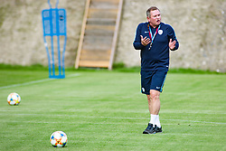 Matjaz Kek, head coach of Slovenia national football team during practice session, on June 3, 2019 in Kranjska Gora, Slovenia. Photo by Peter Podobnik/ Sportida