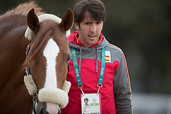Castilla Ruiz Claudio, ESP, Alcaide<br /> Olympic Games Rio 2016<br /> © Hippo Foto - Dirk Caremans<br /> 04/08/16
