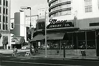 1977 Macy Jewelry Co. at Cahuenga Blvd. & Hollywood Blvd.
