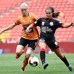 11th December 2016 - W-League RD6: Brisbane Roar v Adelaide United