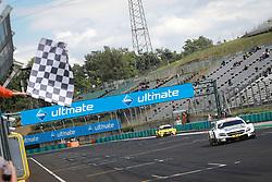 June 17, 2017 - Budapest, Hungary - Motorsports: DTM race Budapest, Saison 2017 - 3. Event Hungaroring, HU, # 3 Paul di Resta (GBR, HWA AG, Mercedes-AMG C63 DTM) (Credit Image: © Hoch Zwei via ZUMA Wire)