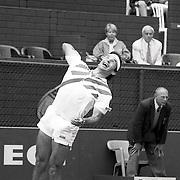 NLD/Hilversum/19900725 -Melkhuisje 1990  Willy Masur - Emilio Sanchez