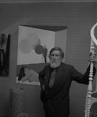 1969 - 04/07/1 Sean Keating, Portrait and figure painter.