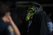 October 30-November 2 : United States Grand Prix 2014, Halloween costume in the pitlane at Circuit of the Americas