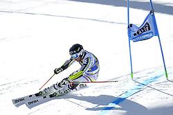 March 16, 2019 - El Tarter, Andorra - Matts Olsson of Sweeden Ski Team, during Men's Giant Slalom Audi FIS Ski World Cup race, on March 16, 2019 in El Tarter, Andorra. (Credit Image: © Joan Cros/NurPhoto via ZUMA Press)
