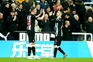 Newcastle United v Crystal Palace 211219