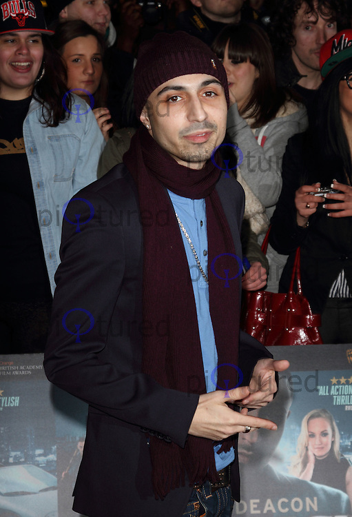 London - World Premiere of 'Payback Season'  at the Odeon Covent Garden, London.  March 6th 2012....Photo by Jill Mayhew