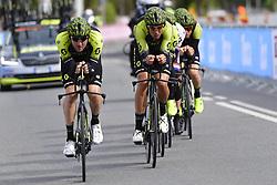 September 22, 2018 - Innsbruck, Autriche - Equipe  Team MITCHELTON - SCOTT in action (Credit Image: © Panoramic via ZUMA Press)