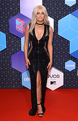 BeBe Rexha attending the MTV Europe Music Awards 2016 at the Rotterdam Ahoy Arena, Rotterdam, the Netherlands. Photo credit should read: Doug Peters/EMPICS Entertainment