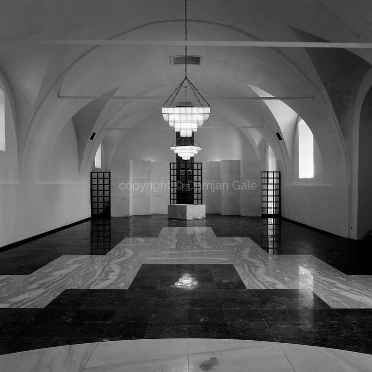 Poročna dvorana v Lipici