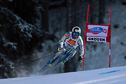18/12/2010 ALPINE SKI WORLD CUP VAL GARDENA 2010 FIS SKI WELT CUP - Downhill. .MARKIC Gasper of Slovenia.© Photo Pierre Teyssot / Sportida.com.