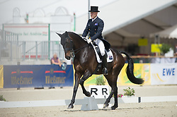 Hoy Andrew (AUS) - Rutherglen<br /> Dressage<br /> CCI4*  Luhmuhlen 2014 <br /> © Hippo Foto - Jon Stroud
