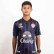 THAILAND - JUNE 26: Supradit Wongsaprom #75 of Buriram United on June 26, 2019.<br /> .<br /> .<br /> .<br /> (Photo by: Naratip Golf Srisupab/SEALs Sports Images/MB Media Solutions)