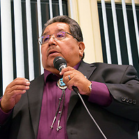 At the Zuni General Election, scheduled on Dec. 16, the Pueblo will be voting on their next governor and lieutenant governor, which race is headed by two teams; incumbent Val Panteah Sr. and his running partner Carleton Bowekaty; and current Lt. Gov. Birdena Sanchez and her running mate Audrey Simplicio. The Pueblo will also vote on the members of the Tribal Council.