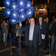 Christopher Biggins attend the Company - Opening Night at Gielgud Theatre, London, UK. 17 October 2018.