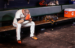 Evan Longoria, Giants lose the 2021 NLDS to the Dodgers in San Francisco