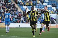 Colchester United v Burton Albion 230416