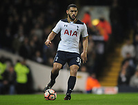 Football - 2016 / 2017 FA Cup - Third Round: Aston Villa vs. Tottenham Hotspur<br /> <br /> Cameron Carter Vickers of Tottenham at White Hart Lane.<br /> <br /> COLORSPORT/ANDREW COWIE