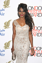 © Licensed to London News Pictures. 08/10/2014, UK. Sinitta, London Lifestyle Awards 2014, The Troxy, London UK, 08 October 2014. Photo credit : Brett D. Cove/Piqtured/LNP
