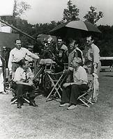 1942 Filming at Paramount Studios