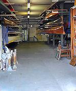 Berlin-Grünau. GERMANY.  HSC Boathouses, Boat Bay. Frühregatta Saturday 30/04/2011 [Mandatory Credit; Peter Spurrier/Intersport-images]