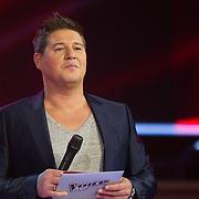 NLD/Hilversum/20140221 - Finale The Voice Kids 2014, Martijn Krabbe