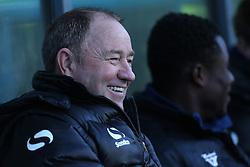 Yeovil Town Manager, Gary Johnson-Photo mandatory by-line: Matt Bunn/JMP - Tel: Mobile: 07966 386802 02/11/2013 - SPORT - FOOTBALL - Elland Road - Leeds - Leeds United v Yeovil Town - Sky Bet Championship