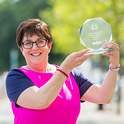 23.05.2018.       <br /> Today, the Institute of Community Health Nursing (ICHN) hosted its2018 community nurseawards in association withHome Instead Senior Care,at its annual nursing conference, in the Strand Hotel Limerick, rewarding public health nurses for their dedication to community care across the country. <br /> <br /> ICHN Nurse Award Winner 2018 from the Kildare Area - Emer Casey Registered General Nurse Maynooth, Co Kildare. Picture: Alan Place