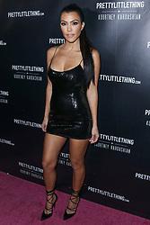 Kourtney Kardashian arrives at the PrettyLittleThing By Kourtney Kardashian Launch held at Poppy on October 25, 2017 in West Hollywood, California. 25 Oct 2017 Pictured: Kourtney Kardashian. Photo credit: IPA/MEGA TheMegaAgency.com +1 888 505 6342