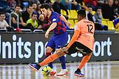 Futsal-Copa Del Rey-FC Barcelona vs Pescados Ruben Burela-Feb 12, 2020