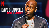"""October 05, 2021 - WORLDWIDE: Netflix's """"Dave Chapelle: The Closer"""" Special"""