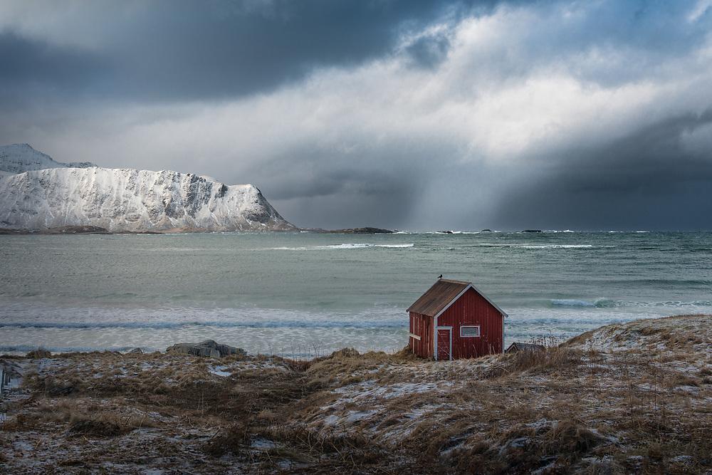 Lofoten, Norway. Feb 2015.