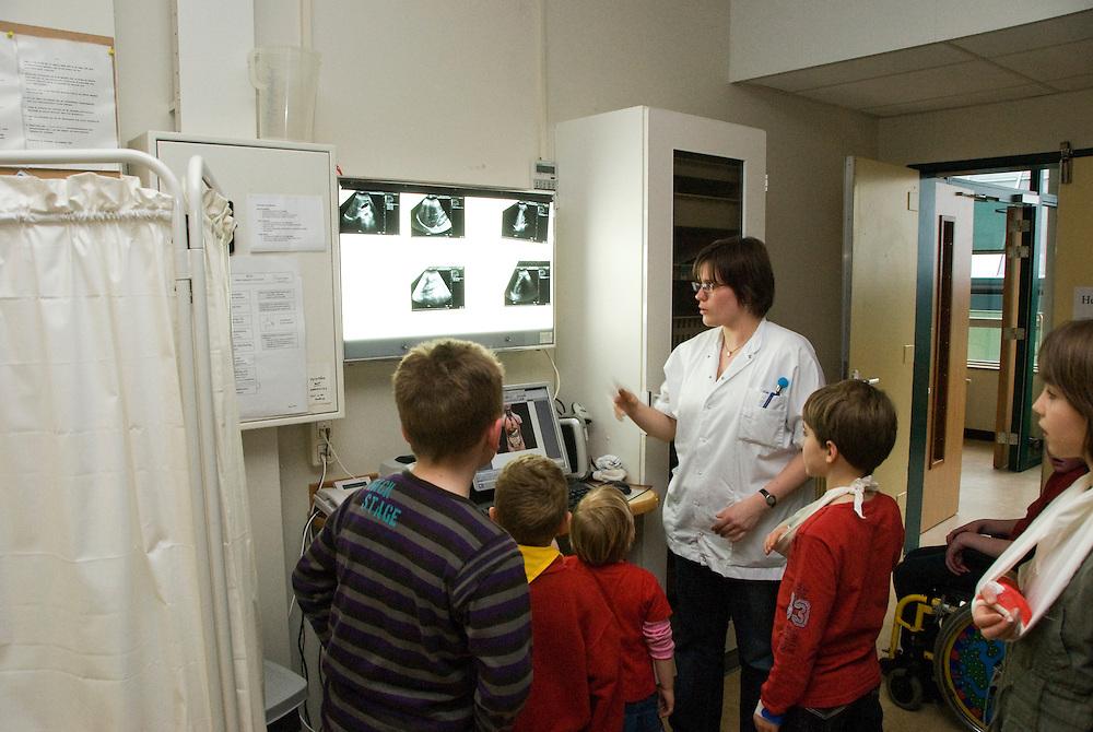 Zeist, 20 maart, 2010.Open dag in Diakonesse ziekenhuis.. (c)Renee Teunis.