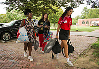 St Paul's School Move In Day.  ©2018 Karen Bobotas Photographer