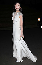 Andrea Riseborough arriving at the London Evening Standard British Film Awards in London, Monday, 4th February 2013 . Photo by: Stephen Lock / i-Images