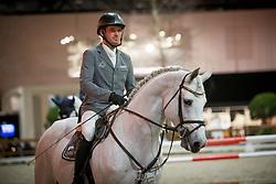 Weishaupt Philipp, (GER), LB Convall<br /> Indoor Brabant 2018<br /> © Sharon Vandeput<br /> 9/03/18